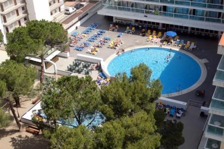 Hotel Villa Dorada Salou - ubytování v soukromí