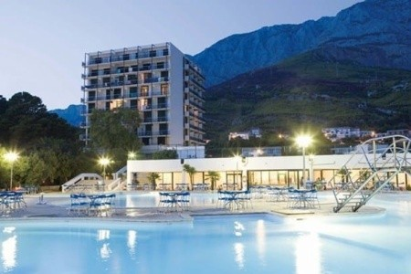 Smartline Bluesun Neptun Hotel, Chorvatsko, Tučepi