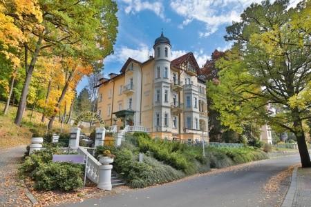Hotel Villa Regent - ubytování