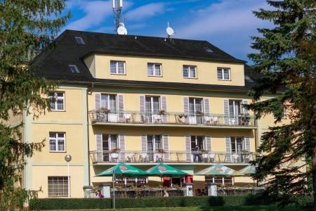 Hotel Jirásek - Ubytování Západní Čechy