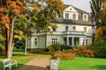 Dům Purkyně - Ubytování Západní Čechy