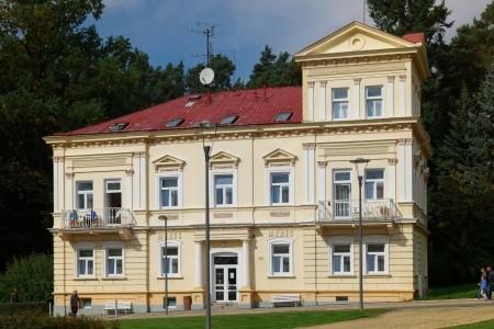 Dům Mánes - Ubytování Západní Čechy