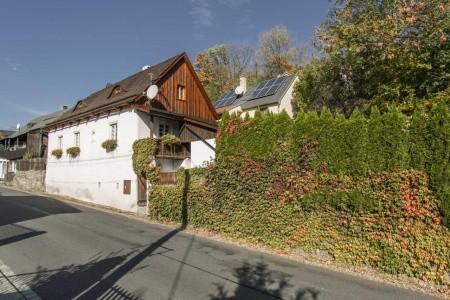 Chata Becirk - Ubytování Severní Morava