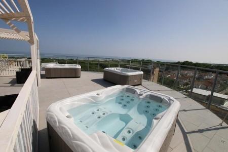 Letní dovolená u moře Itálie