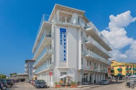 Hotel Austria - v dubnu