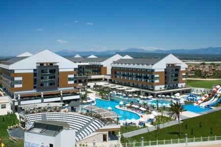 Terrace Elite Resort - Rodinný Pokoj, Turecko, Side