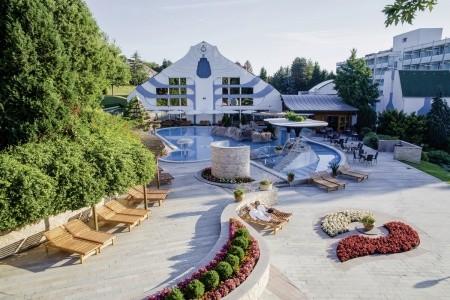 Naturmed Hotel Carbona, Maďarsko, Balaton