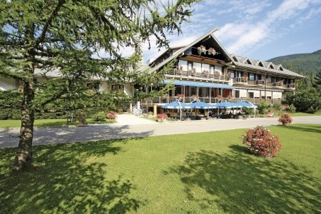 Best Western Hotel Kranjska Gora - first minute