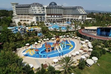 Seaden Sea Planet Resort, Turecko, Side
