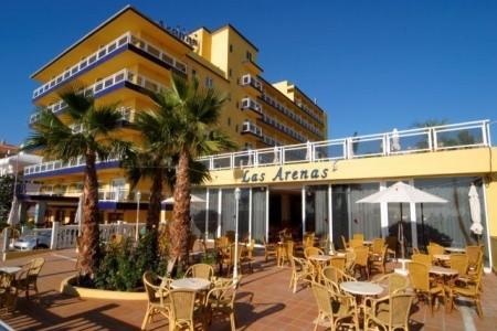 Las Arenas Hotel - v červenci