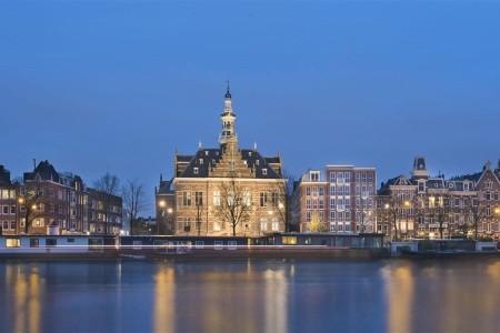 Pestana Amsterdam Riverside Snídaně First Minute