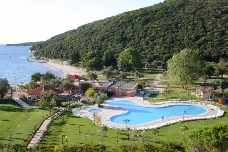 Oliva Camping, Chorvatsko, Rabac