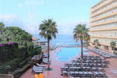 Hotel Cala Font - letecky