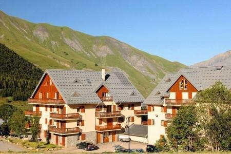 Residence Les Sybelles - v srpnu
