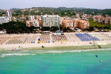 Hotel Albanian Star - As, Albánie, Albánská riviéra