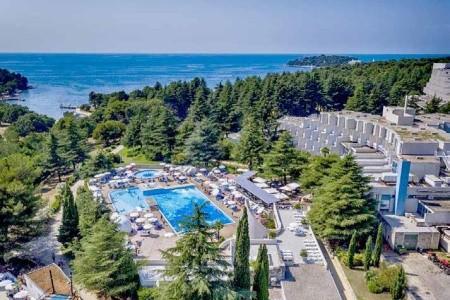 Hotel Valamar Crystal, Chorvatsko, Istrie