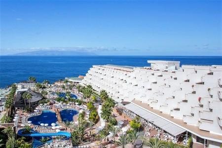 Hotel Playa La Arena, Kanárské ostrovy, Tenerife