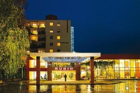 Lázeňský Hotel Rubín - v prosinci