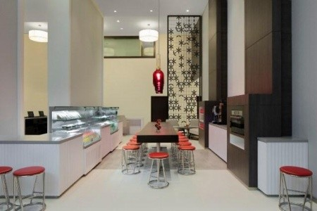 Hyatt Place Dubai - Jumeirah - v prosinci