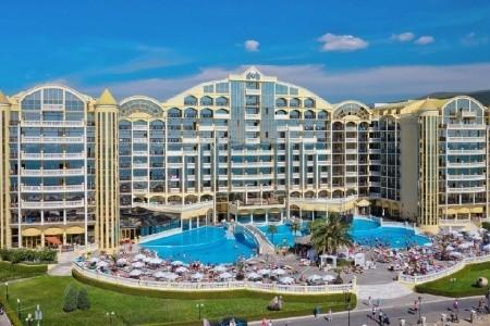 Hotel Imperial Palace (Ex. Victoria Palace), Bulharsko, Slunečné Pobřeží