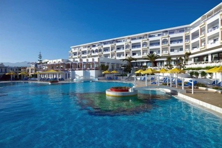 Serita Beach Hotel, Řecko, Kréta