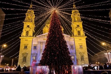 Adventní Budapešť + BRATISLAVA (autobusem z Prahy)