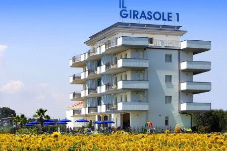 Alba Adriatica / Residence Il Girasole 1 - Last Minute a dovolená