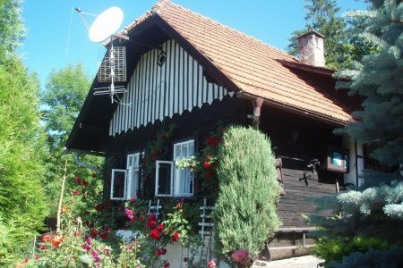 Chalupa Janová U Schmidtů, Česká republika, Beskydy