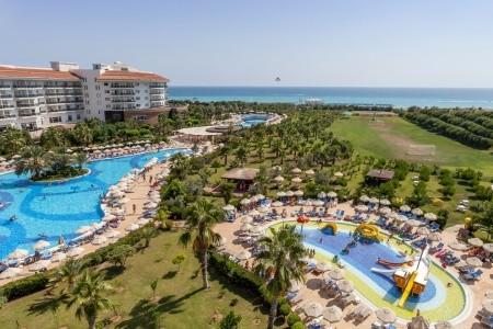 Hotel Seaden Sea World Resort & Spa - v říjnu
