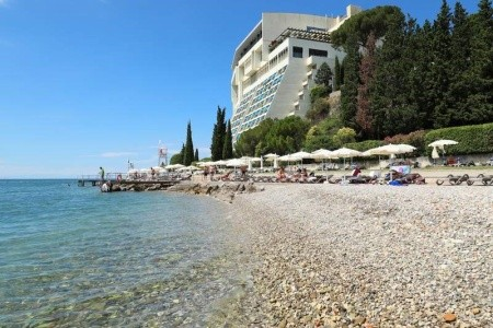 Grand Hotel Bernardin - u moře