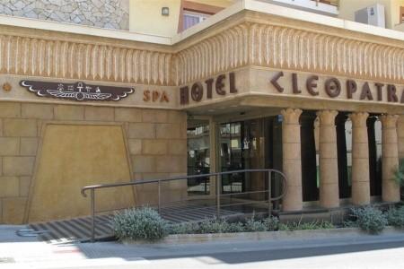 Hotel Cleopatra Spa - v září