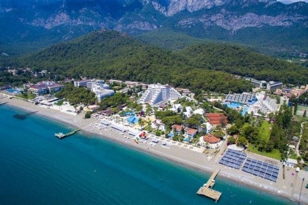 Fun&sun Comfort Beach Resort - u moře