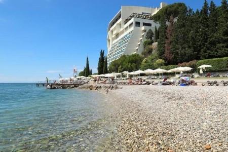 Grand Hotel Bernardin - luxusní hotely