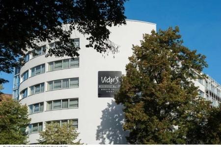 Hotel Victor's Residenz Hotel Berlin Tegel *** Sup - Last Minute a dovolená