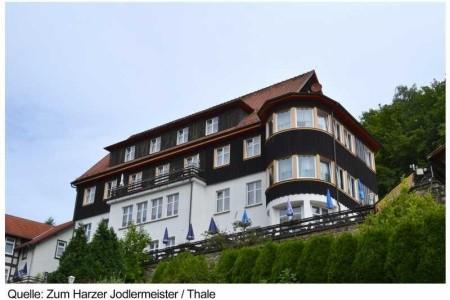 Hotel Zum Harzer Jodlermeister - ubytování