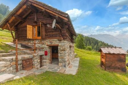 Cialvrina B - Valle d`Aosta  - Itálie