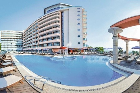 Astera Hotel & Spa - letecky all inclusive