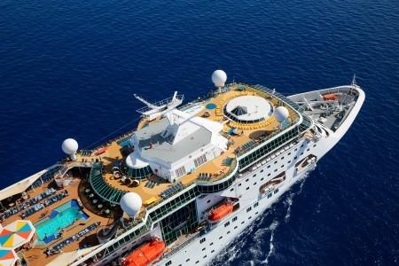 Usa, Dominikánská Republika, Britské Panenské Ostrovy Z Miami Na Lodi Empress Of The Seas - 394110618P