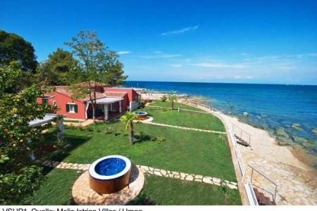 Melia Istrian Villas For Plava Laguna, Chorvatsko, Umag