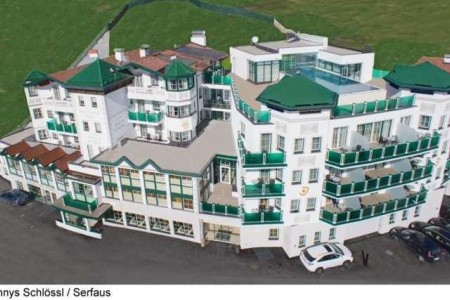 Beauty & Vital Hotel Jennys Schlössl **** Sup.