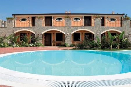 Marina Di Camerota / Residence Baia Infreschi - Kampánie - Itálie