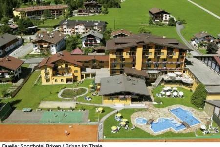 Vital & Sporthotel Brixen - pobytové zájezdy