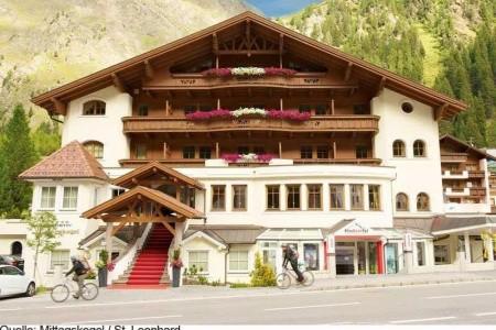 Sportiv-Hotel Mittagskogel, Rakousko, Pitztal