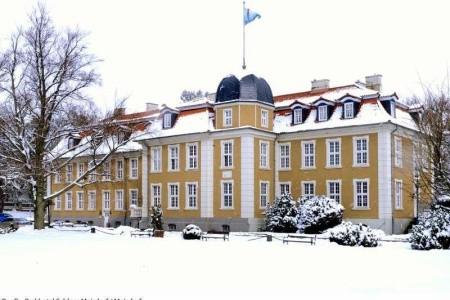 Parkhotel Schloß Meisdorf Snídaně First Minute