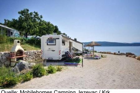 Jezevac Premium Camping Resort - v květnu