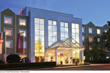 Mercure Hotel Remscheid - Last Minute a dovolená