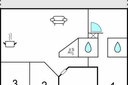 Dünenvilla Penthouse - ubytování v soukromí