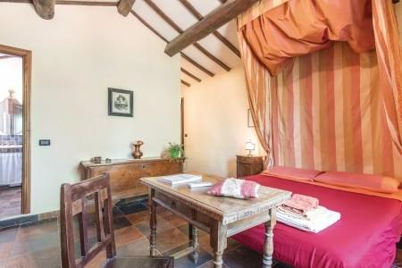 Il Casale Della Sabina - luxusní dovolená