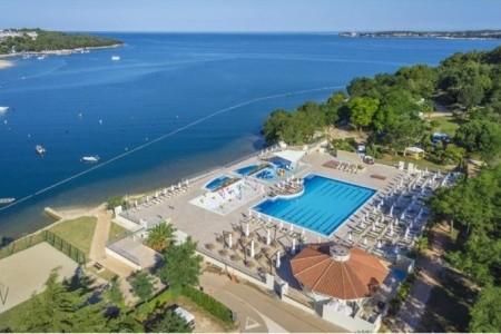 Lanterna Premium Camping Resort, Chorvatsko, Poreč