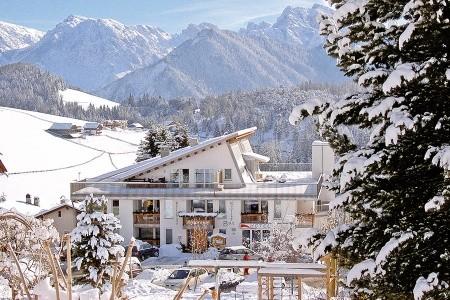 Hotel Pütia *** - Antermoia / San Martino In Badia - Last Minute a dovolená